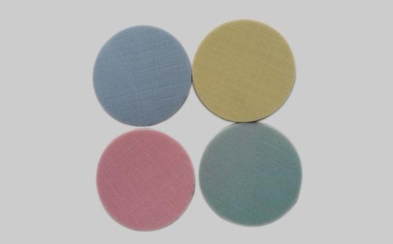 Aluminium Oxide Structured abrasive discs