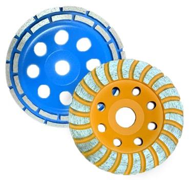 Diamond Cup discs